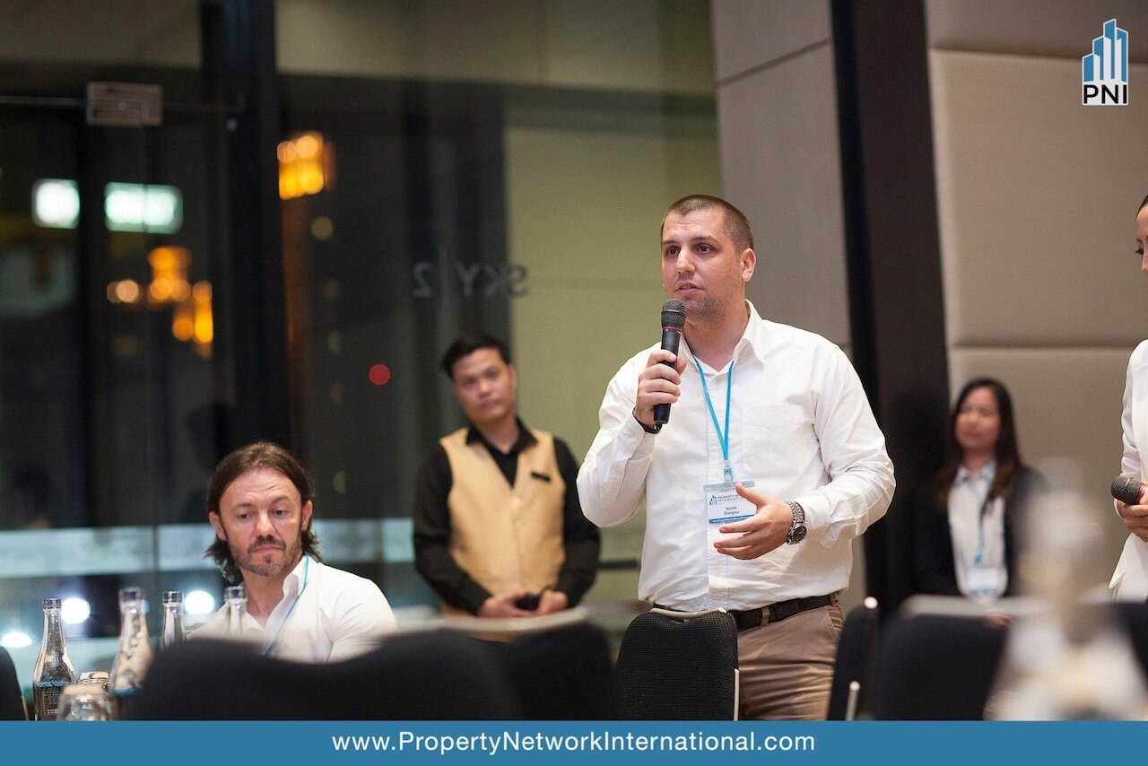 Speaking at PNI Bangkok Event Jan 2018