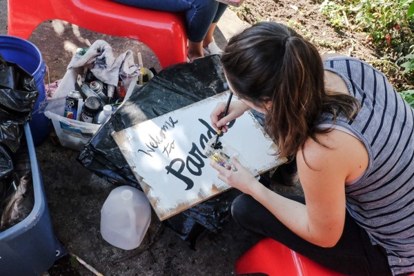 radish labs creative volunteerism