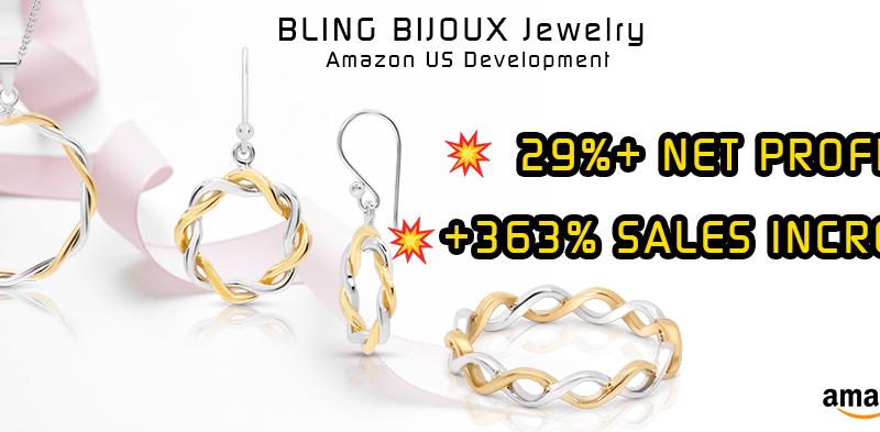 BLING BIJOUX Jewelry Amazon US Development
