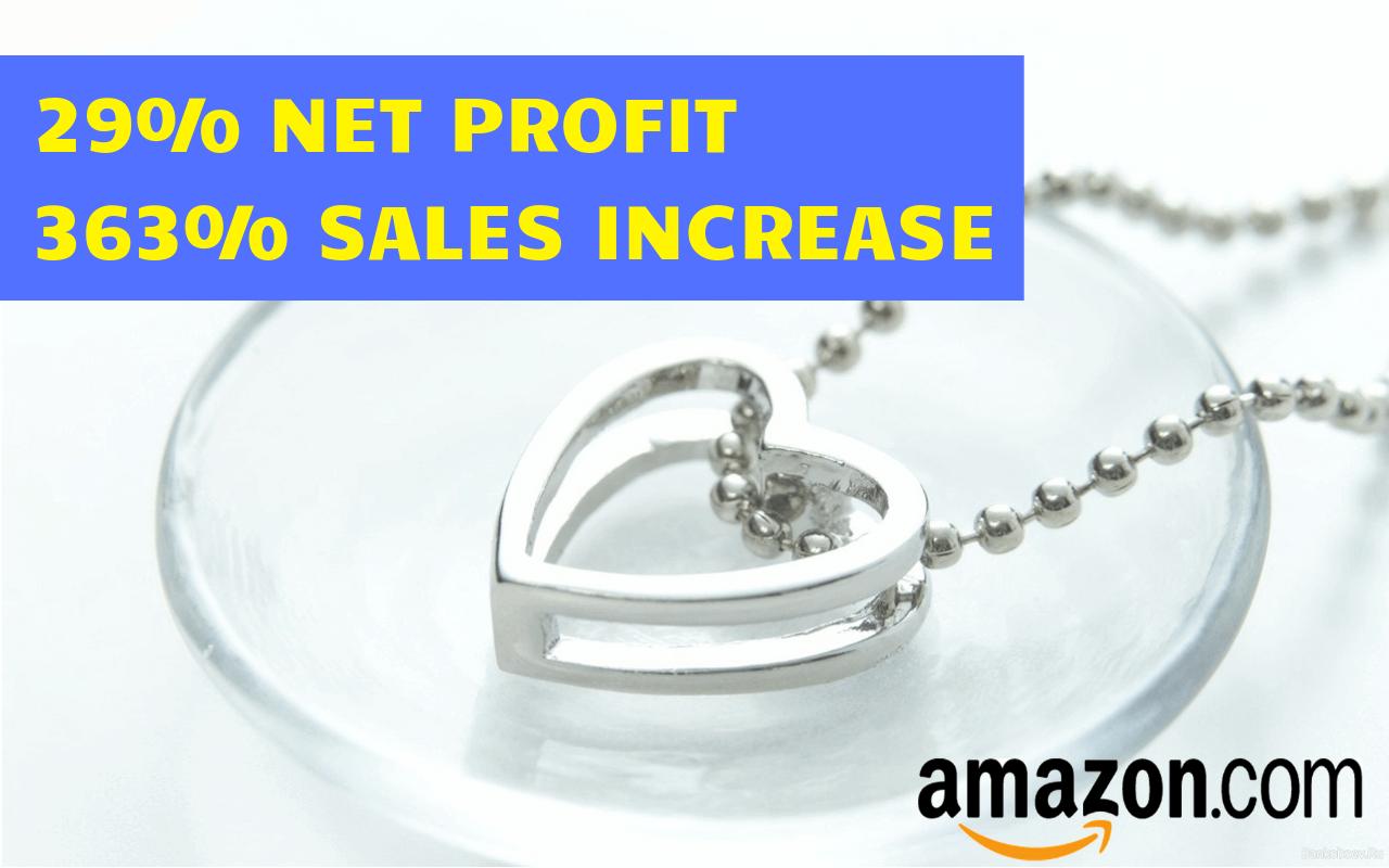 amazon jewelry seller account