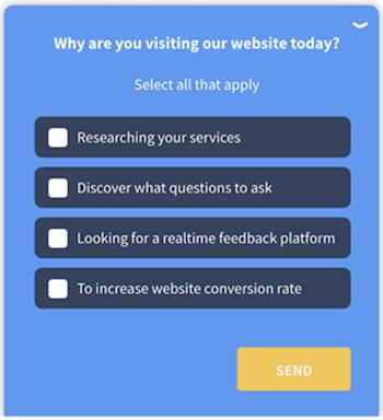 dialog box option