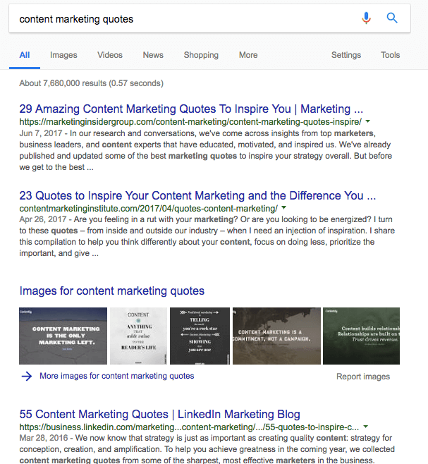 Impressive Strategies in Generating High-Quality Links search quotes