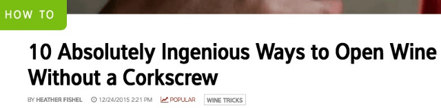 ingenious title