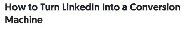 clickable headlines
