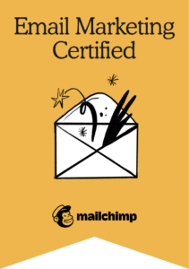 Mailchimp-Academy-Email-Marketing-Certification-Badge