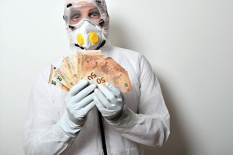 Coronavirus B2B Companies Ecommerce