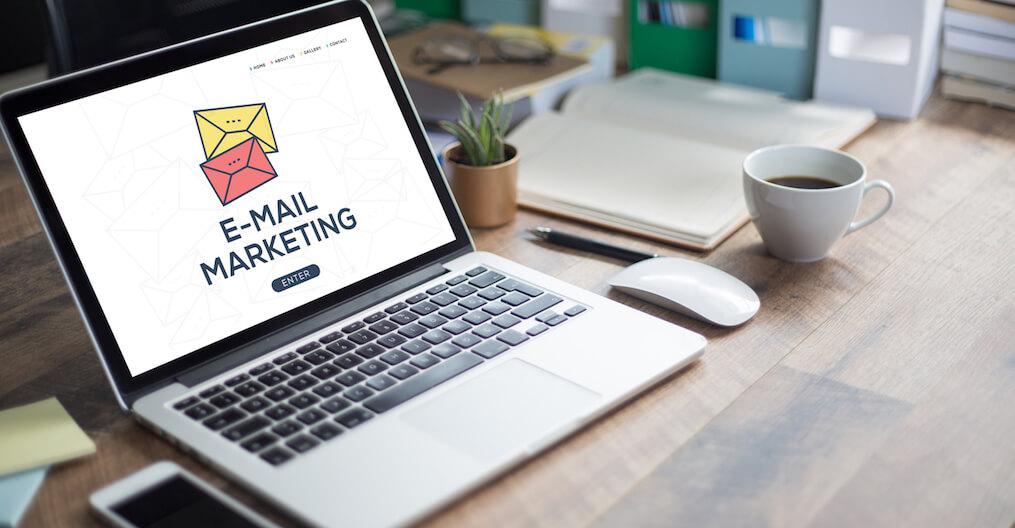E-MAIL MARKETING CONCEPT