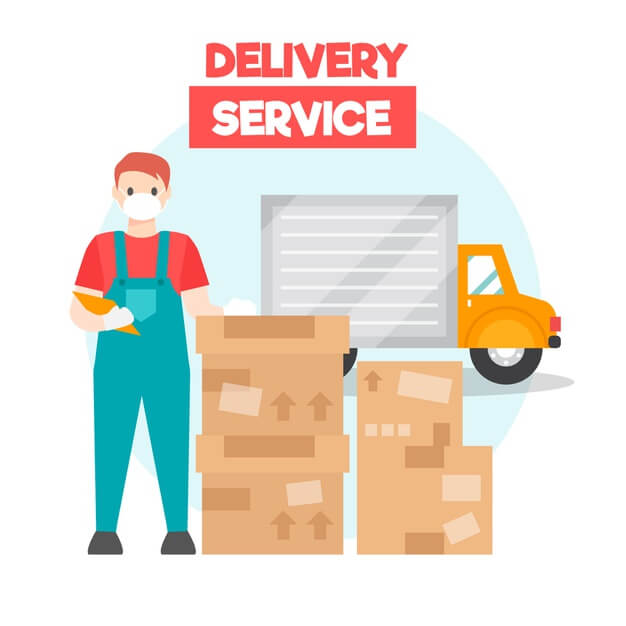 safety measures for deliveries