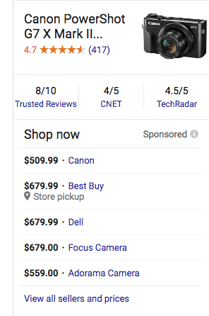 canon specifications