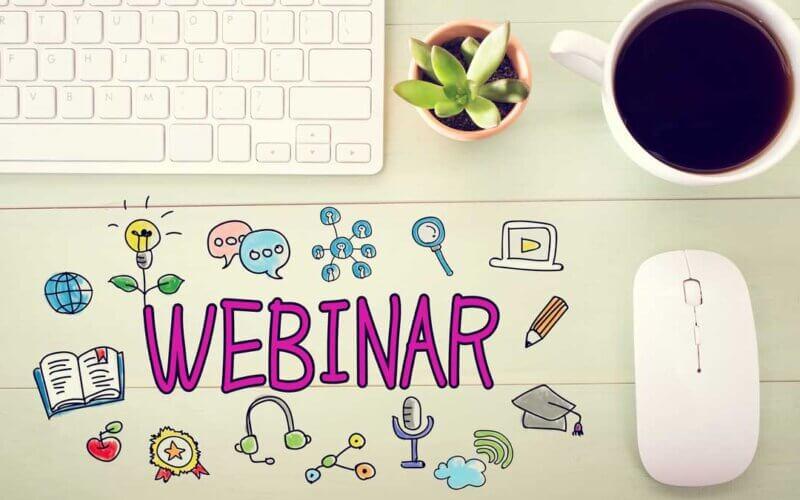 ways to promote webinar