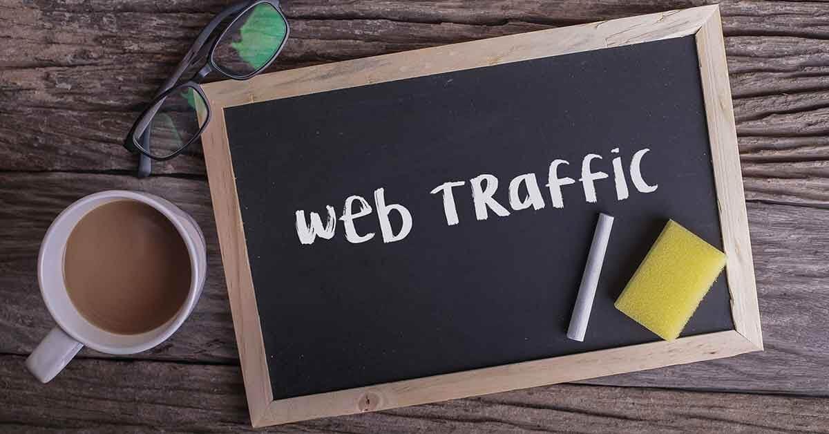 12 Tactics to Increase Web Traffic