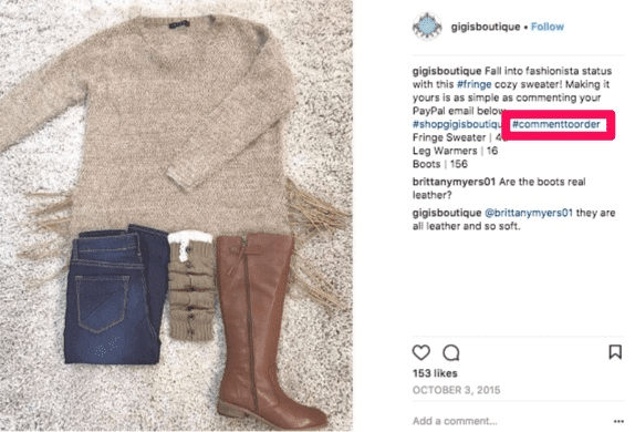 9 Wise Marketers on Instagram Without an E-commerce Shop