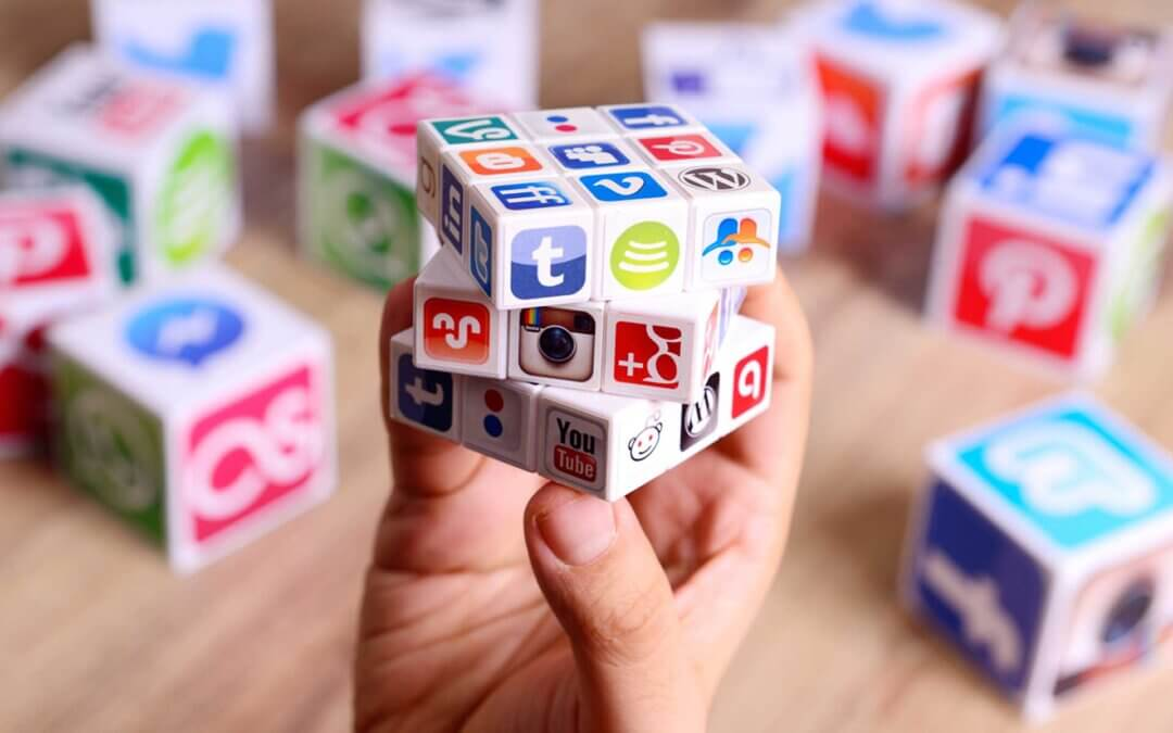 cubic with social media sites