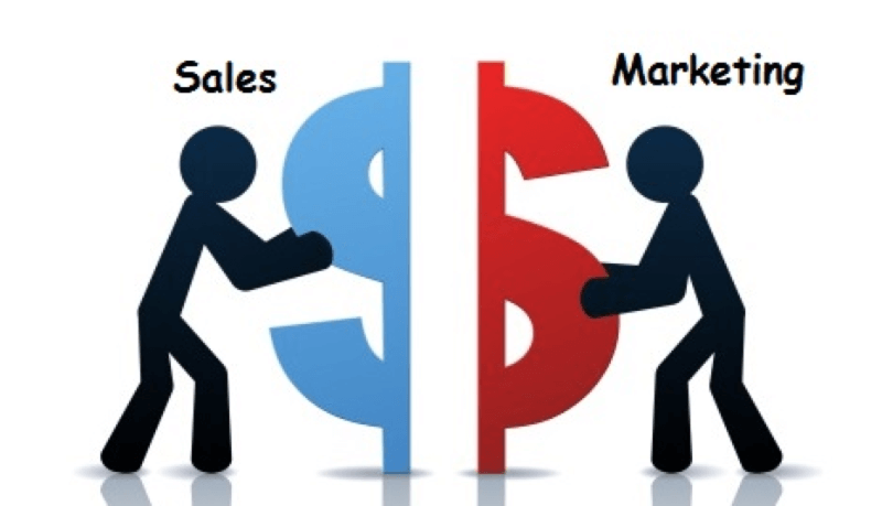 Connecting Sales Marketing