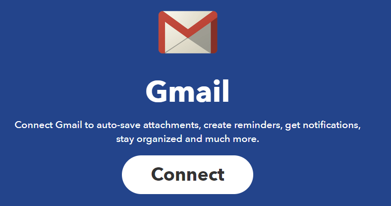 connecting with Gmail