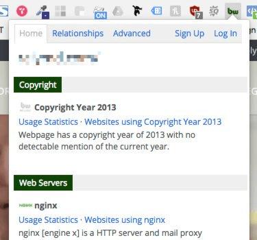 copy year web server