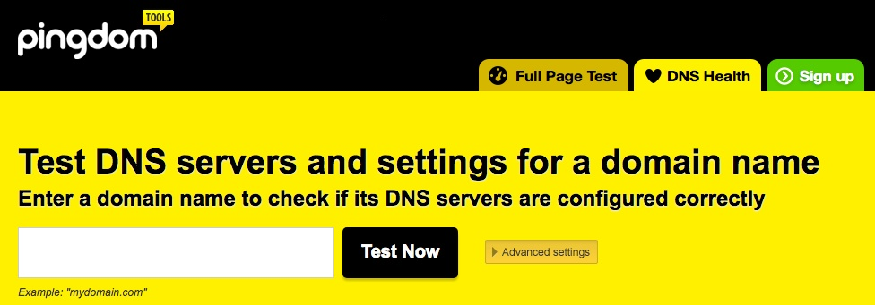 SEO Website Audit to Boost DNS server check