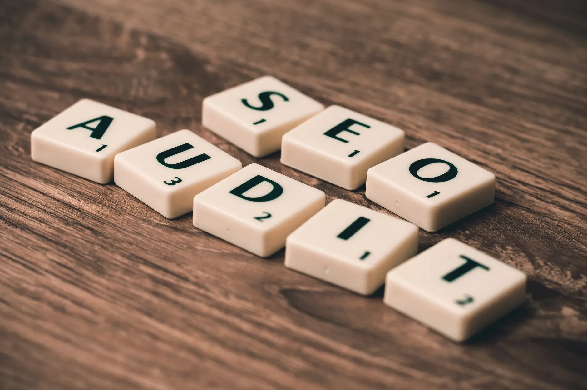 seo audit words