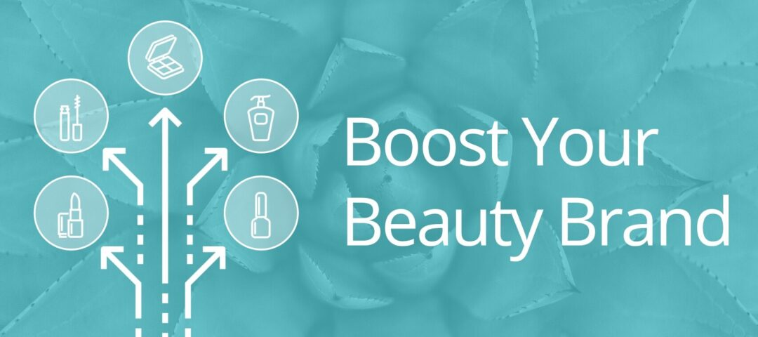 brand architecture designing on beauty products