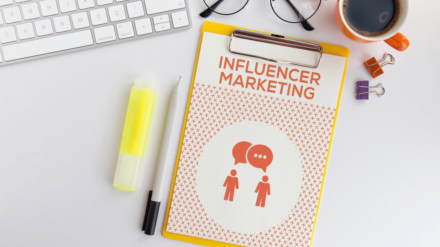 incluencer marketing strats