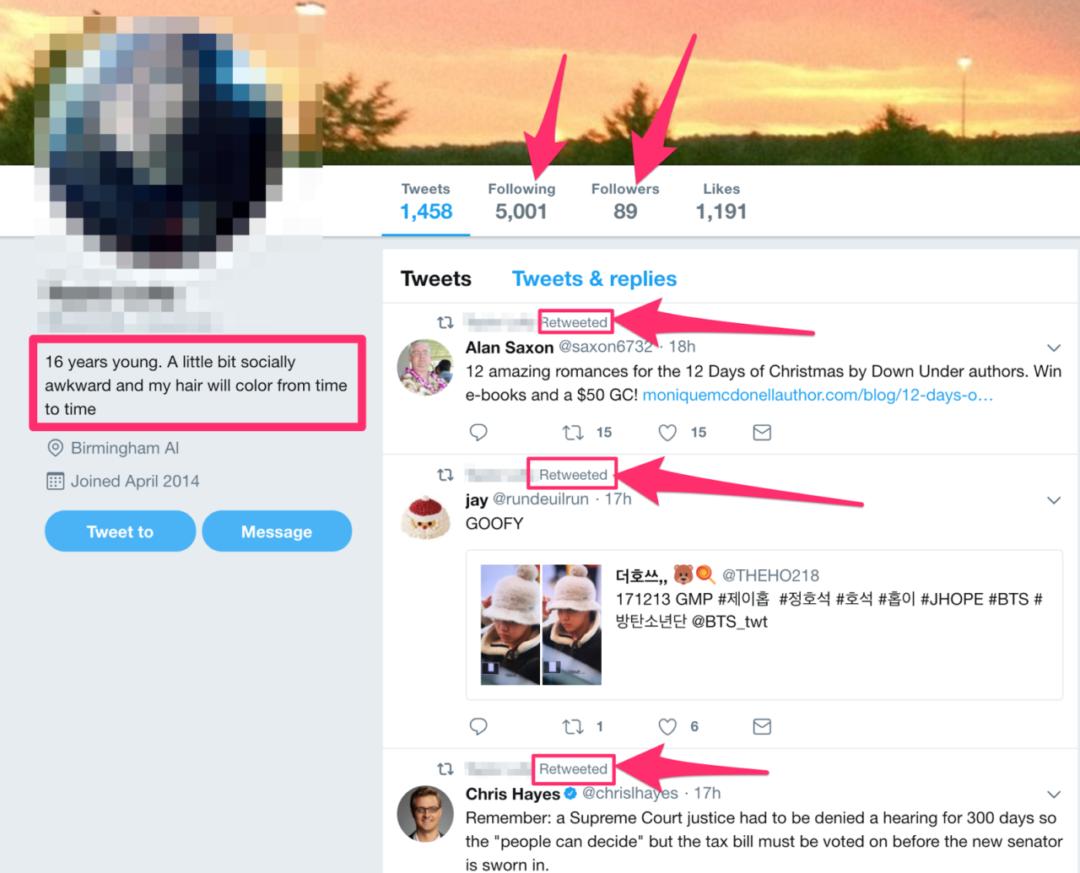 tweets and replies influencers to opens door for ads